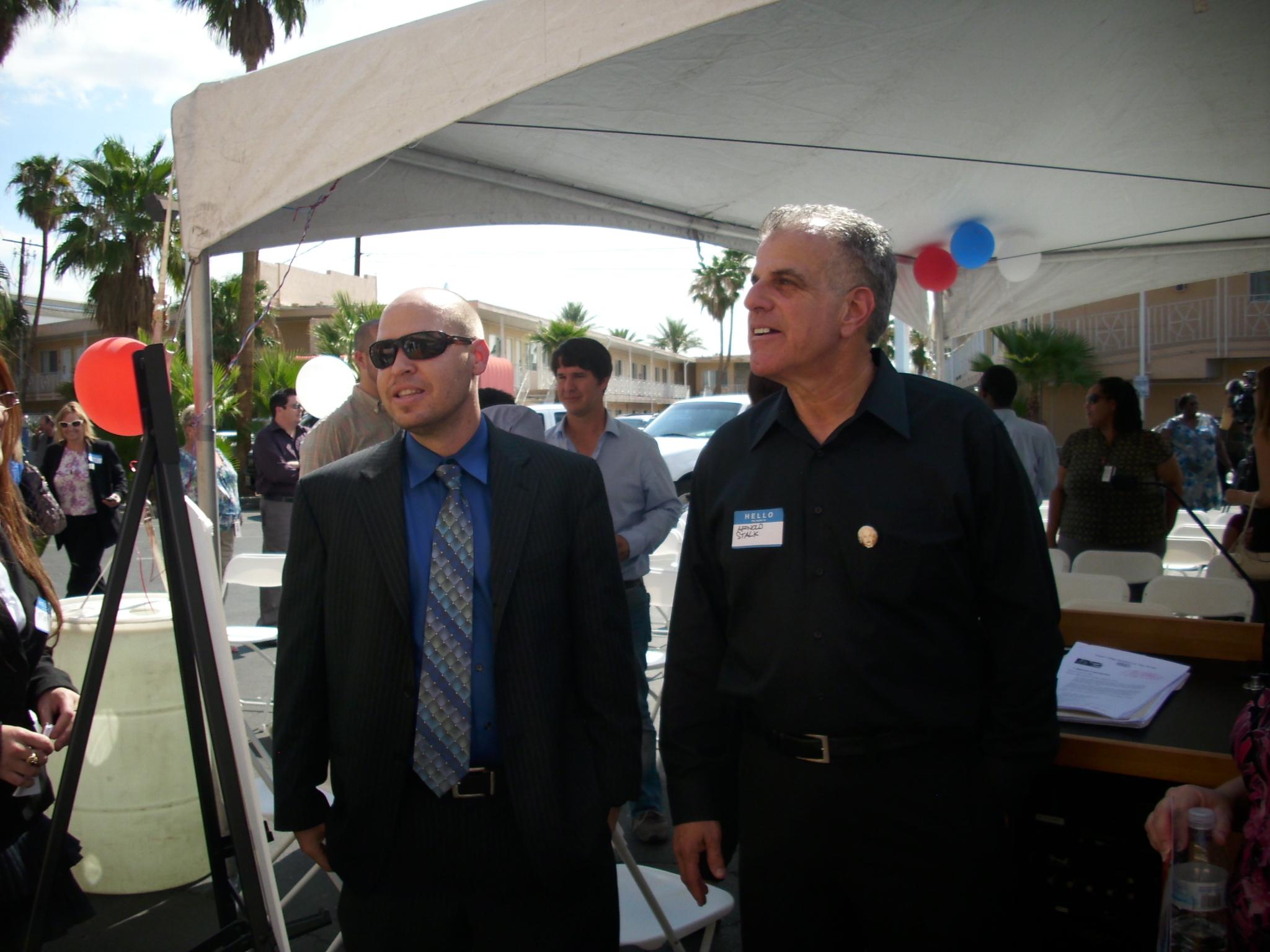 Dr. Arnold Stalk and Zachary Delbex from Repurpose America